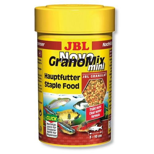 JBL NovoGranoMix mini Refill 100 мл Корм для рыб