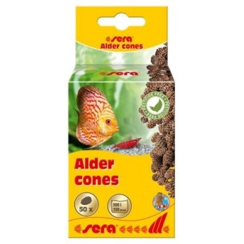 Sera Аlder cones 50 шт - ольховые шишки
