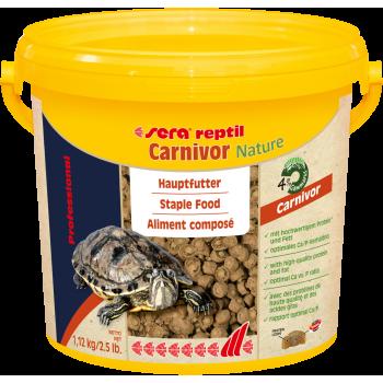 Sera Reptil Professional Carnivor 3.8 л - Корм для рептилий