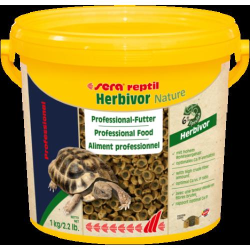 Sera Reptil Professional Herbivor 3.8 л - Корм для рептилий
