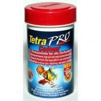 TetraPro Color Crisps 500мл - высококачественный корм для улучшения и поддержания окраски