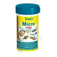 Tetra Micro Crisps 100мл микро чипсы, Корм для рыб
