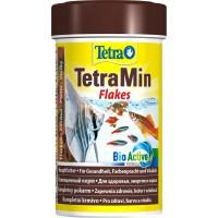 TetraMin 100мл хлопья, Корм для рыб