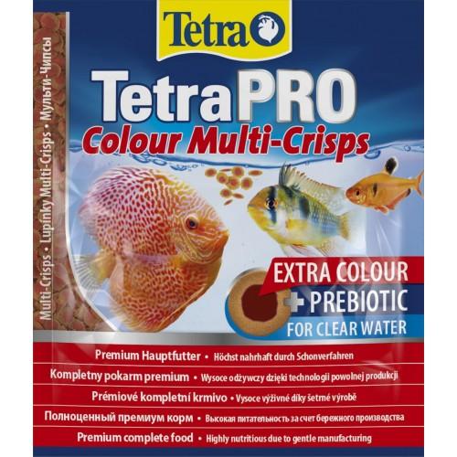 TetraPro Colour Sachet 12гр, Корм для рыб