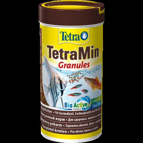 TetraMin Granules 100г - корм для всех видов рыб в гранулах