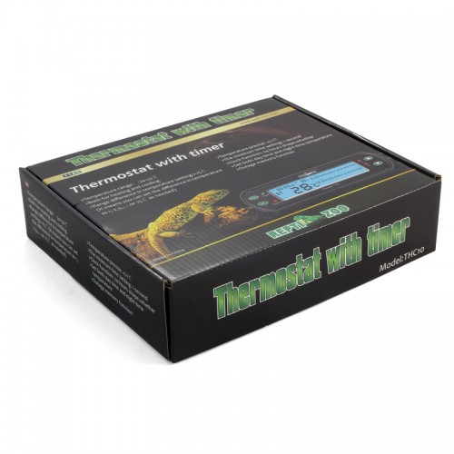Repti-Zoo Терморегулятор 10THC электронный с таймером