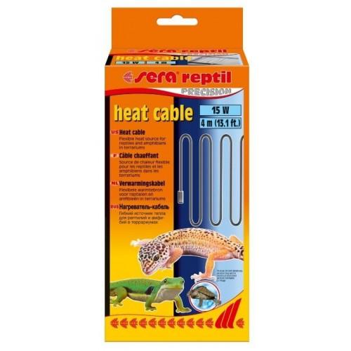 Sera Reptil Heat Cable 15 Вт - нагревательный кабель для террариума