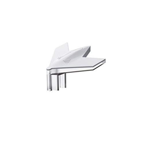ALEAS Аквариумный светодиодный светильник X1 LEDx9, 4W, белый