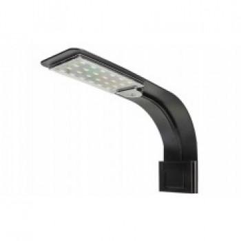 ALEAS Аквариумный светодиодный светильник X5 LEDx24, 10W, черный