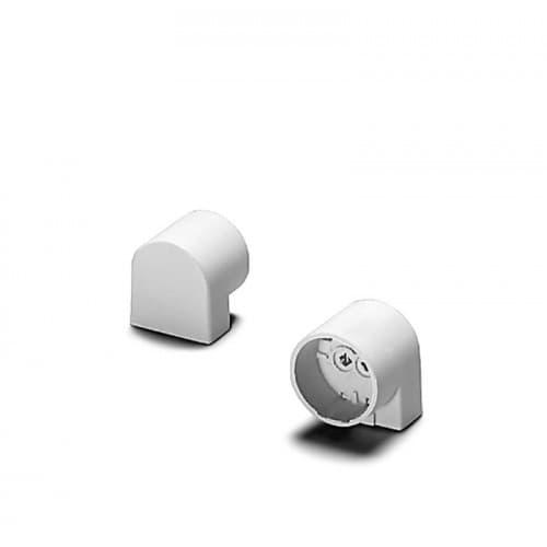 Патрон для люминесцентных ламп T5, накидной