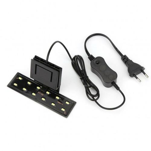 Ультратонкий светодиодный светильник 5W ( X3, белый свет - круглая вставка)