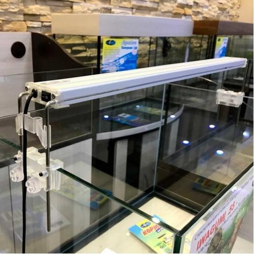 Светильник Биодизайн I-LED Pro 1000 Natur Light (94 см.) Серебро