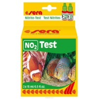 "Sera ""NO2-Test"", Тест для воды 15 мл, 2 шт"