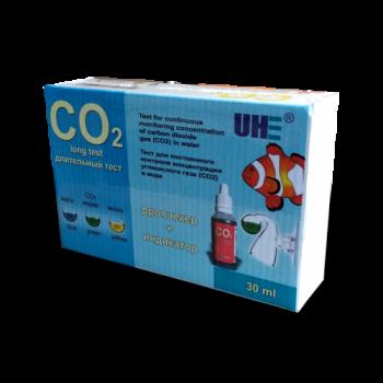 UHE CO2 test (дропчекер) - Тест для постоянного контроля концентрации углекислого газа