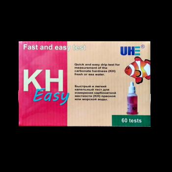 UHE KH Easy test - Тест определения карбонатной жесткости (КН) воды