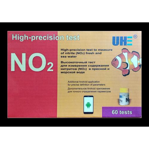 UHE NO2 test - Тест для быстрого и точного определения концентрации нитритов (NO2) в воде