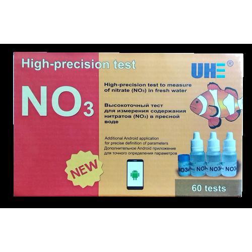 UHE NO3 NEW test - Тест для быстрого и точного определения концентрации нитратов (NO3) в воде