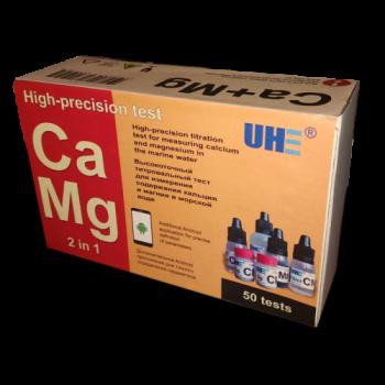 UHE Ca & Mg test - тест для определения концентрации кальция и магния в морской воде