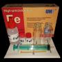 UHE Fe test - тест для определения концентрации железа в воде