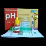 UHE pH 6,4-7,6 test - тест для определения уровня pH воды