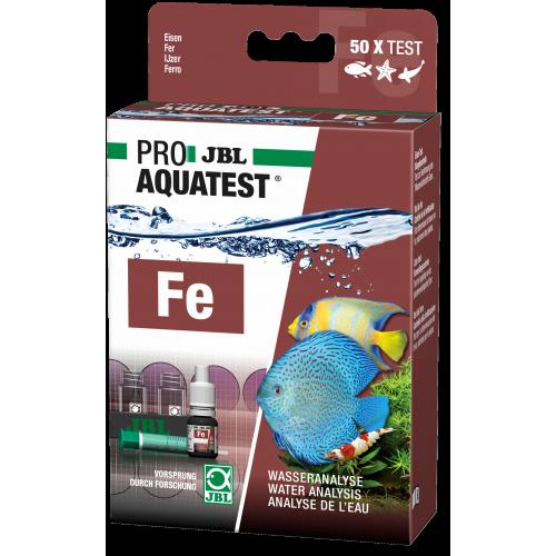 JBL ProAquaTest Fe - Экспресс-тест для определения содержания железа в пресной и морской воде