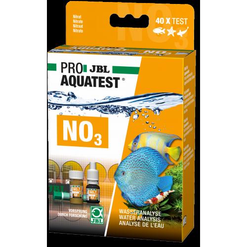 JBL ProAquaTest NO3 - Экспресс-тест для определения нитратов в пресной и морской воде
