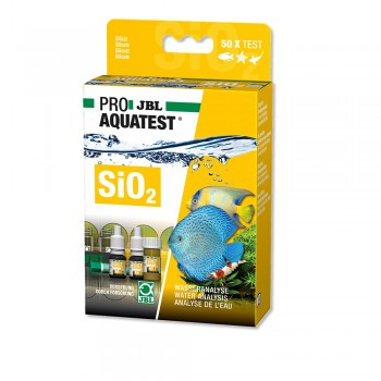 JBL ProAquaTest SiO2 - Экспресс-тест для определения силикатов в пресной и морской воде