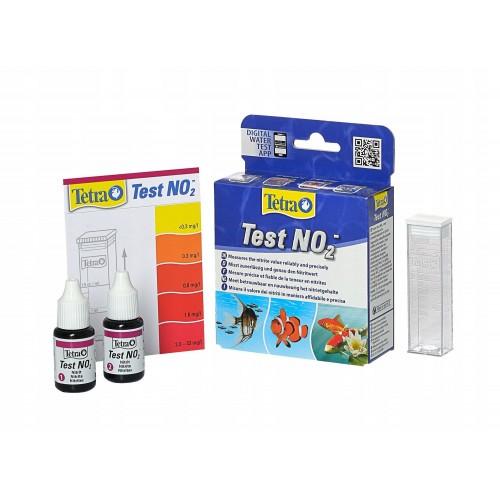 Tetra Test NO2, тест на нитриты для пресная и морская вода 2х10мл