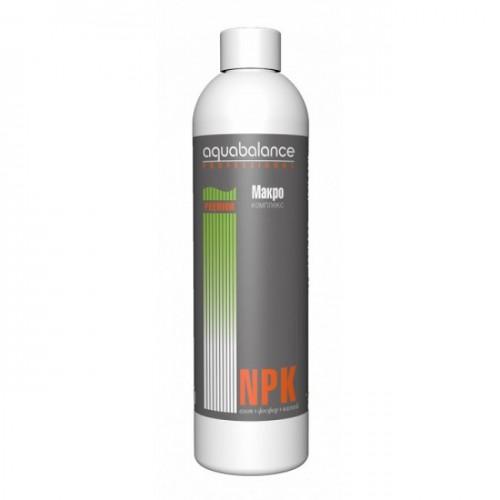 AQUABALANCE PROFESSIONAL PREMIUM Макро-комплекс NPK 250 мл  - удобрение для растений