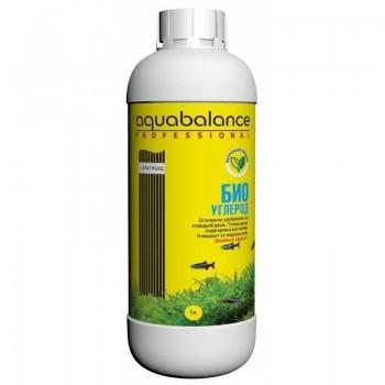 AQUABALANCE PROFESSIONAL Био-углерод+альгицид 1л - удобрение для растений