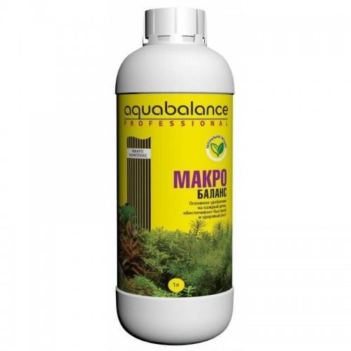 AQUABALANCE PROFESSIONAL Макро-баланс 1 л - удобрение для растений