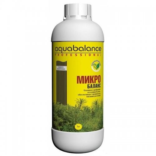 AQUABALANCE PROFESSIONAL Микро-баланс  1 л - удобрение для растений