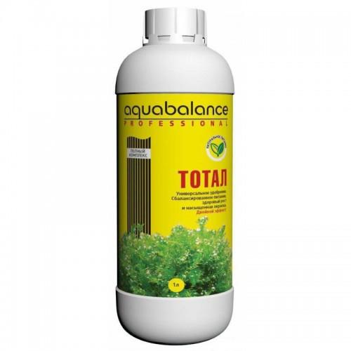 AQUABALANCE PROFESSIONAL Полный комплекс Тотал  1л - Удобрение для растений