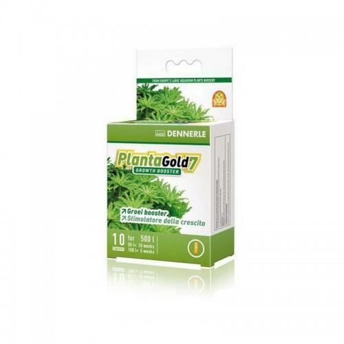 DENNERLE PlantaGold 7 10капс/500л, Стимулятор роста растений