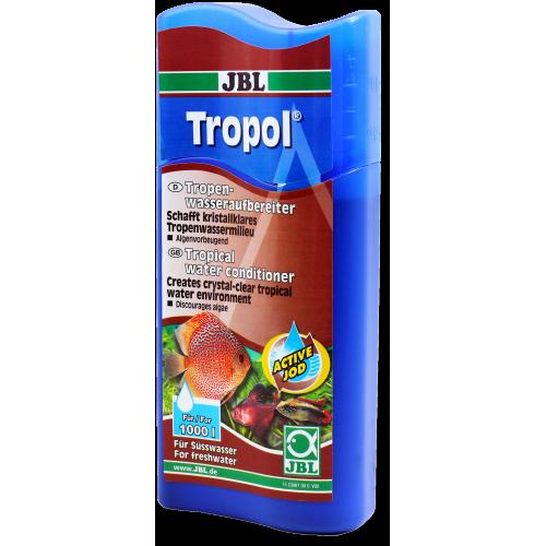 JBL Tropol -Тропический кондиционер для пресноводных аквариумов, 250 мл на 1000 л