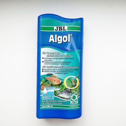 JBL Algol 100 мл - Препарат для эффективной борьбы с водорослями на 400 л