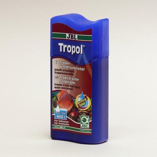 JBL Tropol -Тропический кондиционер для пресноводных аквариумов, 100 мл на 400 л