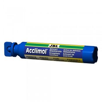 JBL Acclimol - Препарат для защиты рыб при акклиматизации и для уменьшения стрессов, 50 мл на 200 л