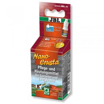 JBL NanoCrusta Средство для ухода за панцирем и успешной линьки для креветок и карликовых раков, 15мл