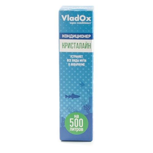 VladOx Crystaline  50 мл Кондиционер для очистки воды