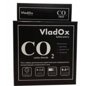 VladOx CO2 тест - (Дропчекер) профессиональный набор для измерения концентрации углекислого газ