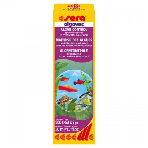 Sera ALGOVEC Средство против водорослей 50 мл