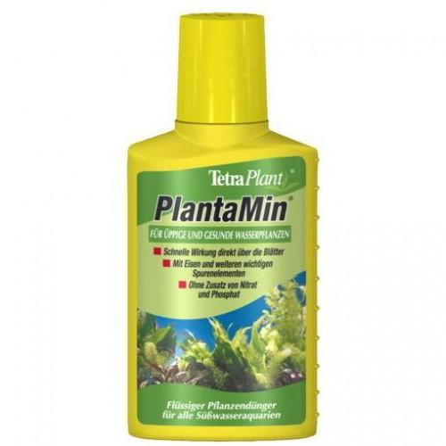 Tetra PlantaMin Удобрение с железом 250 мл на 500 л
