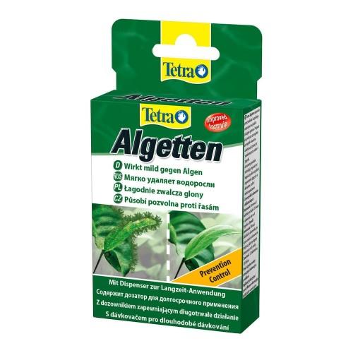 Tetra Algetten, Средство против водорослей, 12 таблеток