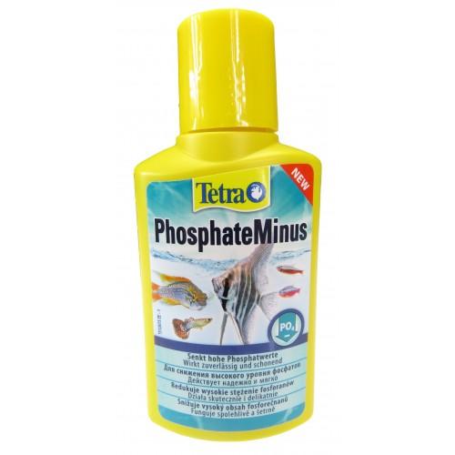 Tetra PhosphateMinus 250мл  Кондиционер для снижения высокого уровня фосфатов в аквариумной воде, на 1000л