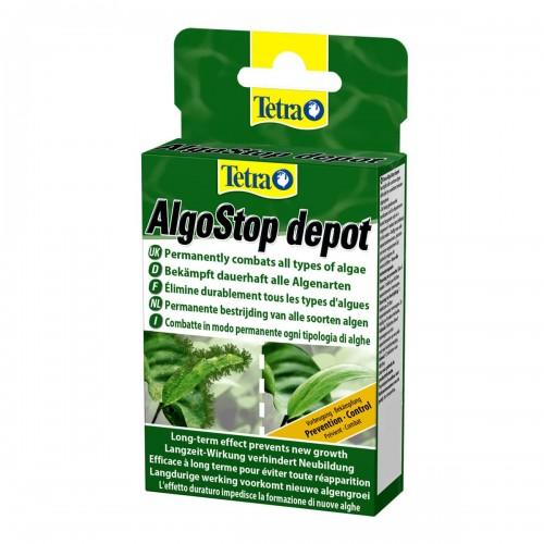 Tetra AlgoStop depot, средство против водорослей, 12 таблеток.