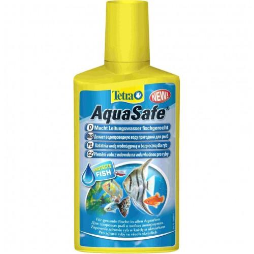 Tetra AquaSafe Кондиционер для подготовки воды 500мл 1000л
