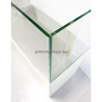 Аквариум 45*45*45 см из стекла 6 мм, 91л.