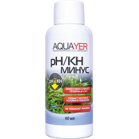 AQUAYER pH/KH минус 250мл