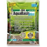 JBL AquaBasis plus - Готовая смесь питательных элементов для новых аквариумов, 5 л.